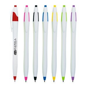 Dart Pen With Antimicrobial Additive