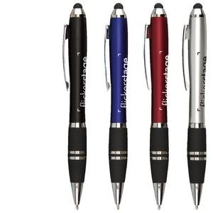 iWrite Twist Action Metallic Stylus Gripper Pen - Free FedEx Ground Shipping