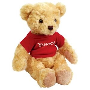 Honey Bear Plush Animal